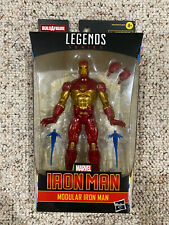 "Marvel Legends 6"" - Modular Iron Man New Sealed (Ursa Major Wave IN HAND)"