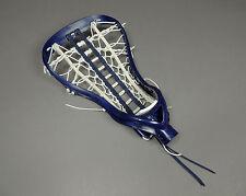 NEW Womens Debeer Tempest Strung Lacrosse Head Navy Blue Retails $99.99
