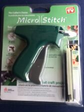 Micro Stitch From The Crafter's Choice, Used