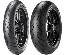 130/70-17 62H(R) PIRELLI DIABLO ROSSO II Rear Motorcycle Tyre