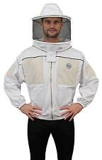 Humble Bee 330-XXXL Ventilated Beekeeping Jacket with Round Veil