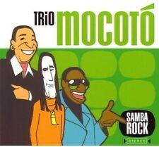 CD de musique rock samba