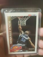 1992 Hoops Magic's All-Rookie Team #1 Shaquille O'neal HOF!