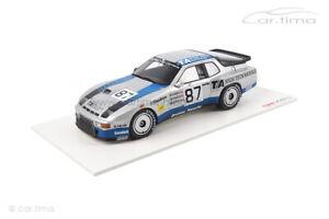 Porsche 924 GTR Class Winner 24h Le Mans 1982 TSM1:18 TSM141824R