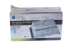Solar charge controller 12 V, 24 V 10 A IVT MPPT 110459 97150019 ! NEW !
