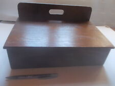 Vintage: BOITE DE NETTOYAGE Ancienne, Old-fashioned Cleaning Box, Bois Wooden