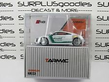 Tarmac Works 1:64 Scale 2018 Global64 AUDI R8 V10 Plus Dubai Police T64G-001-DP