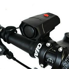 Cycling Horns Electronic Bike Bicycle Handlebar Ring Ultra Loud Alarm Bell  3K