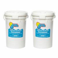 In The Swim Granular Swimming Pool Calcium Hardness Increaser 2 X 45 Lb. pails