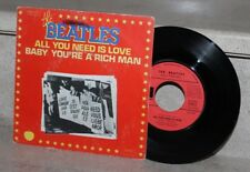 the beatles / all you need is love FO103 (1976)
