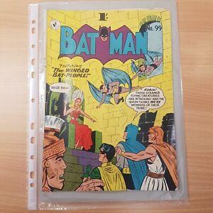 Batman #116 - Early Batwoman Appearance 1958 Comic Silver Age DC