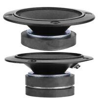 """3"""" 4Ohm 4Ω 50W Stereo Treble Loudspeaker Magnetic Audio Speaker Home Loudspeaker"""
