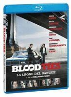 Blu Ray Blood Ties - La Legge del Sangue - Nuovo sigillato, versione noleggio