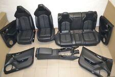 Original Audi  RS6 Avant 4G C7 Sitze  mit Türverkleidung Leder Mittelkonsole