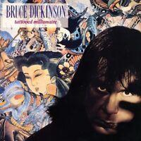 BRUCE DICKINSON - TATTOOED MILLIONAIRE   VINYL LP NEU