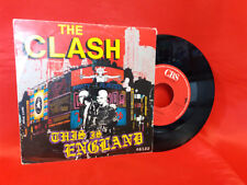 DISCO 45 giri  -  The Clash ‎– This Is England -  1985  - Netherlands