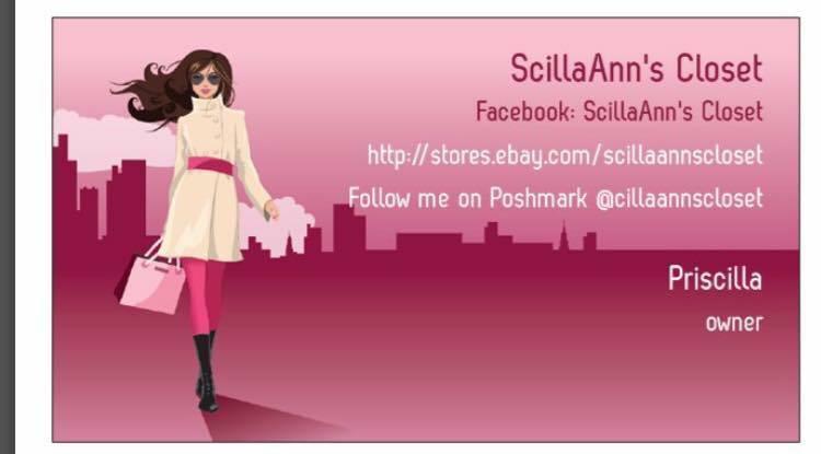 ScillaAnn s Closet