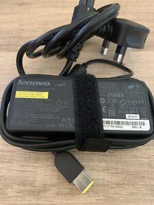 Genuine Lenovo ThinkPad charger - 20V / 65W - ADP-65FD B