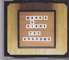 Mark B&Blade-The Unknown cd maxi single