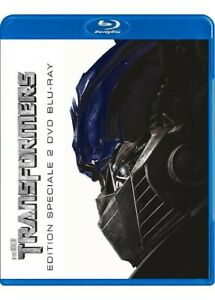 Blu-Ray TRANSFORMERS Edition Speciale 2 Blu-Ray Michael Bay Shia LaBeouf