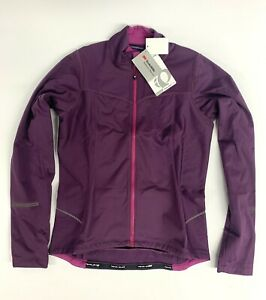 Pearl Izumi Womens Select Escape Softshell Jacket Size Medium Purple New with Ta