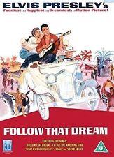 Follow That Dream 5060057210987 With Elvis Presley DVD Region 2