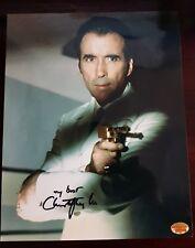 Christopher Lee - Autograph 8x10. Dracula, Star Wars, LOTR  and James Bond