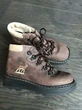 Tartine Et Chocolat Boy Brown Leather Ankle Boots Shoes Size 29 12