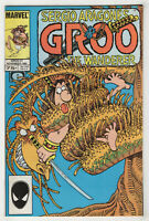 Sergio Aragonés Groo the Wanderer #21 (Nov 1986, Marvel [Epic]) j