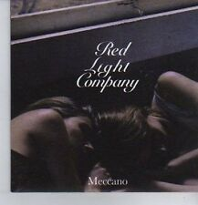(CT987) Red Light Company, Meccano - 2008 DJ CD