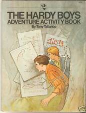 1977 The Hardy Boys Adventure Book 2