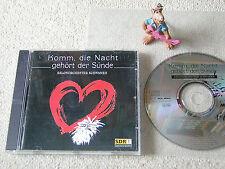 SALONORCHESTER SCHWANEN Komm die Nacht gehört der Sünde 1997 CD BELLA MUSICA TOP