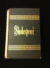 1879 The Complete Works Of William Shakespeare By George Duyckinck. engravings,