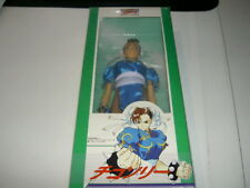 CAPCOM SUPER STREET FIGHTER II THE NEW CHALLENGERS 12'' CHUN LI CLOTH OUTFIT