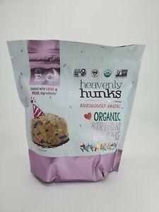 Heavenly Hunks Organic Gluten free birthday cake Cookies 22 oz Each bag