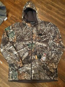 Under Armour Storm Brow Tine Realtree Camo Jacket Mens Size XL [1355316-991] New
