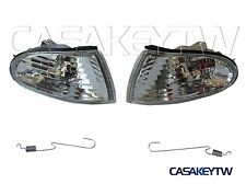 Mitsubishi Lancer EVO Evolution 1 2 3 1992 1993 1994 1995 Corner Light Chrome