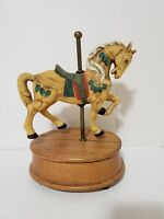 Carousel Horse Musc Box By Willitts (Carousal Waltz - 60)