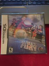 Balls of Fury for Nintendo DS Brand New! Factory Sealed! READY TO SHIP!