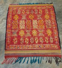 Vintage Moroccan Boujaad rug  137 x 127 cm