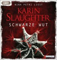 SCHWARZE WUT (SA/MP3) - PETRI,NINA   MP3 CD NEW