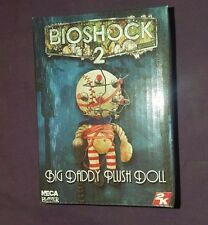 Bioshock 2 NECA Big Daddy 1:1 replica little sister's plush bouncer doll 2k