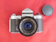 Spiegelreflexkamera Praktica MAT Pentacon Objektiv Meyer-Optik Görlitz Oreston 1