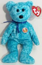 "TY Beanie Baby ""SPARKLES"" January 2003 BBOM TEDDY BEAR - MWMTs! PERFECT GIFT!"