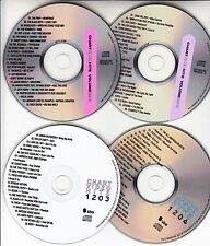 4 VCD's RIHANNA AVICII LANA DEL REY OF MONSTERS & MEN FLO RIDA BEYONCE COLDPLAY