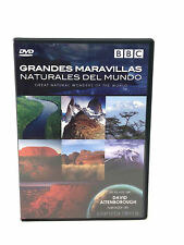 *BBC Grandes Maravillas Naturales Del Mundo (DVD)  - Natural Wonders