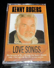 Kenny Rogers Cassette Tape Country Love Songs Sealed