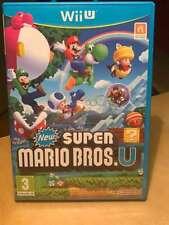 New Super Mario Bros U Nintendo Wii U OVP guter Zustand WiiU