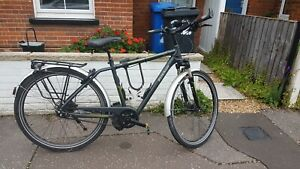 Kalkhoff Agattu Impulse 2 11 speed electric bike, excellent used condition