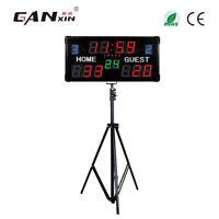 [Ganxin] Electronic Basketball Scoreboard LED Digital Scoreboard With Tripod